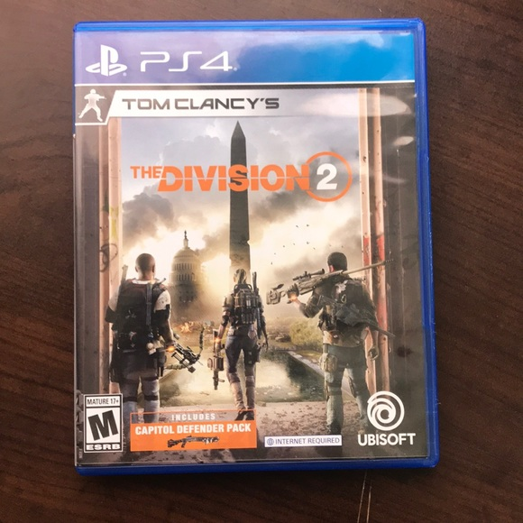 Sony Other - The Division 2